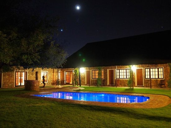 Windhoek Mountain Lodge