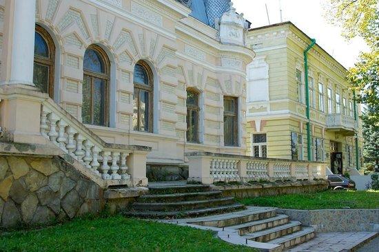 Burgomaster Yarosh Villa