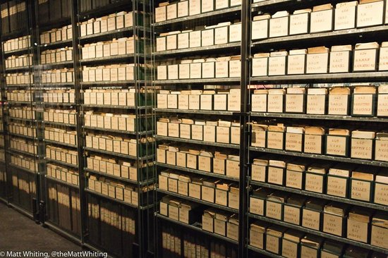 International Red Cross and Red Crescent Museum: Records of soldiers