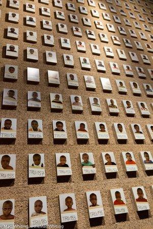 International Red Cross and Red Crescent Museum: Children of Rwanda