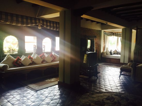 Dwarika's Hotel : Мой номер