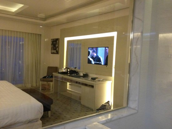 Premier Le Reve Hotel & Spa (Adults Only) : from the bathroom