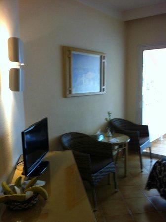 Hotel Puerto Palace : chambre single
