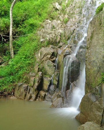 Image result for air terjun simangande