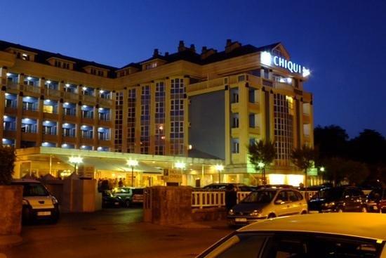 Hotel Chiqui: Chiqui hotel, Santander.