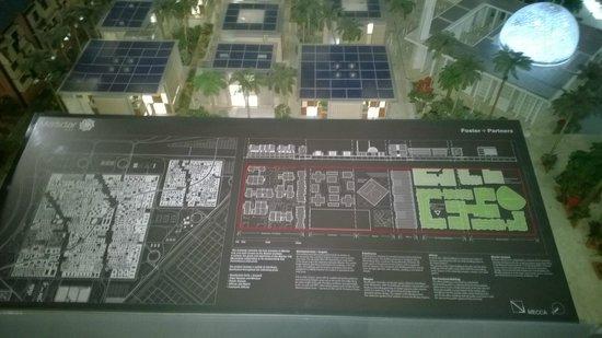 Masdar City : Masdar 3D Model