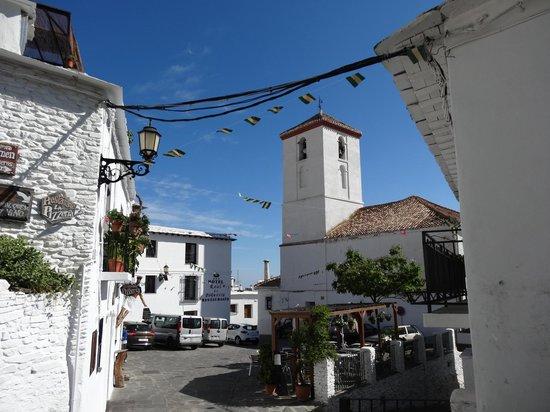 Hotel Rural Real de Poqueira: Hotel