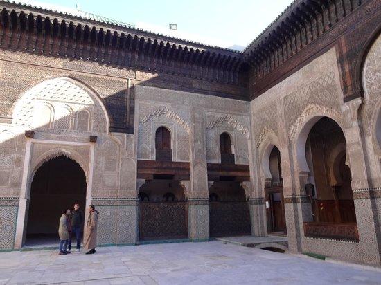 Kairaouine Mosque (Mosque of al-Qarawiyyin) : モスク1