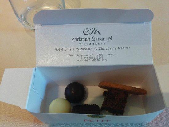Ristorante Cinzia Christian & Manuel: pattitefour