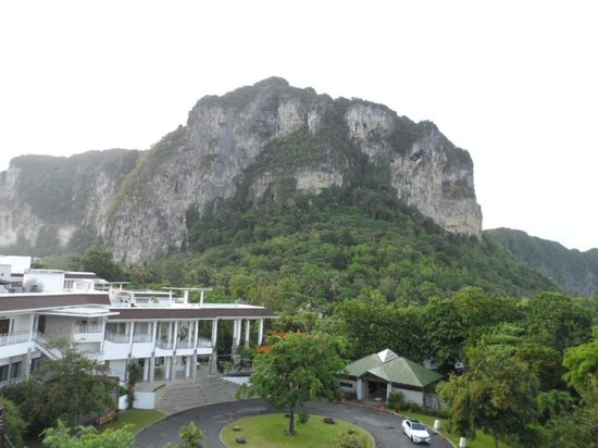Krabi Heritage Hotel : View from Room Part 2