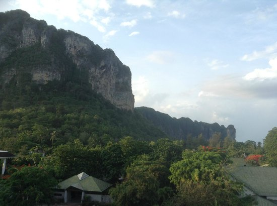 Krabi Heritage Hotel : View from Room Part 1