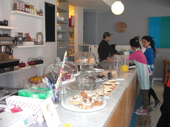 Cafe Crespin: Deli Selections