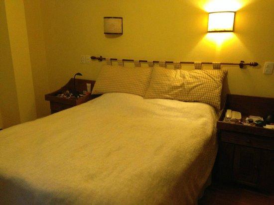 Boutique Hotel Varanda das Bromelias: Confortable bed