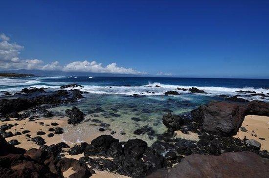 Paia, هاواي: 岩場