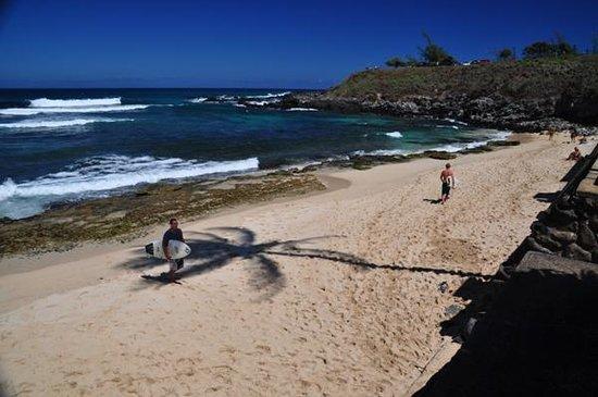 Paia, هاواي: Beach