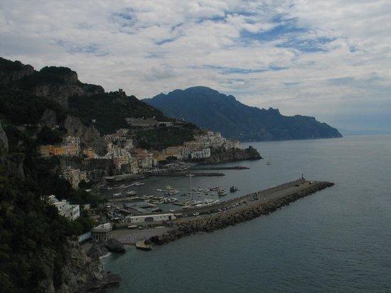 Hotel Il Nido : Town of Amalfi