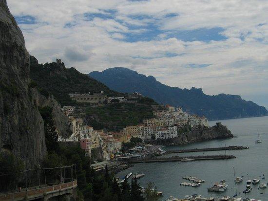 Hotel Il Nido : Amalfi Town