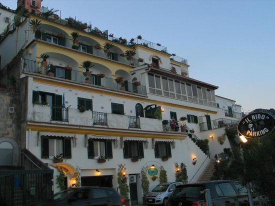Hotel Il Nido : Hotel Exterior