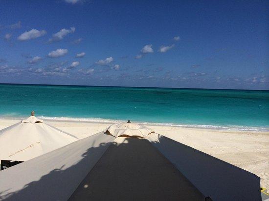 Club Med Columbus Isle : Beach view