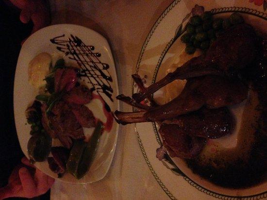 Osteria Oliva Nera : Dinner