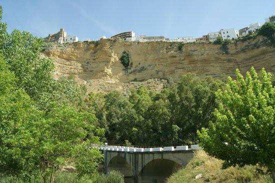 La Casa Grande: ligging van het pand