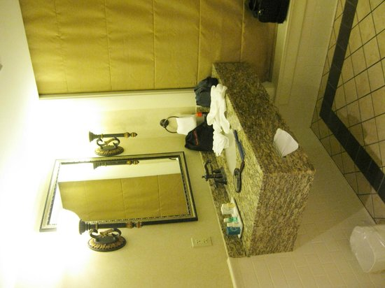 French Lick Springs Hotel : Vanity