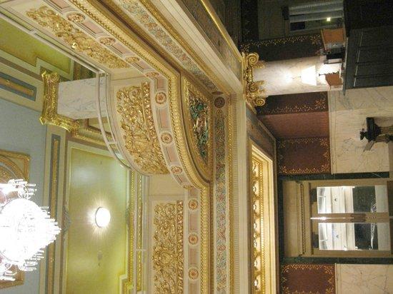 French Lick Springs Hotel: Ornate Lobby