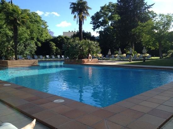 Hipotels Hotel Sherry Park : mooie pool area