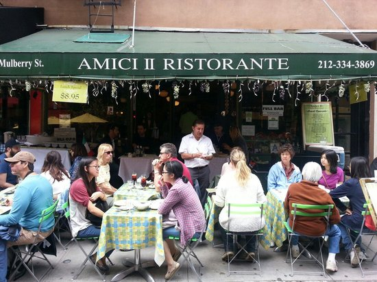 Amici Ii Start Your Summer Eating In Little Italy