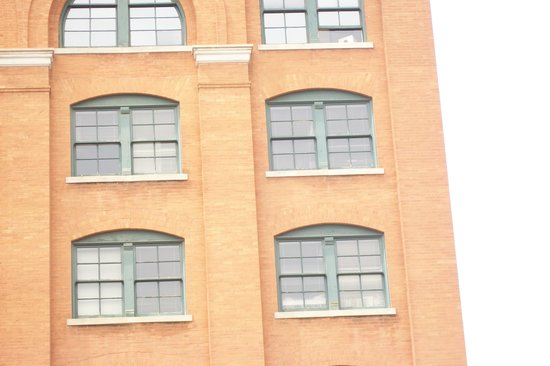 Dealey Plaza National Historic Landmark District : 6th. floor window