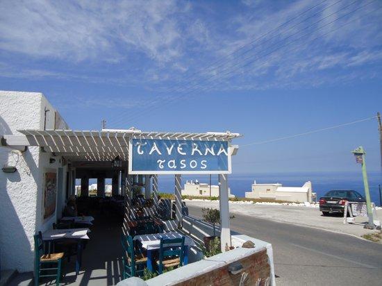 Taverna Tasos: Excellent Restaurant