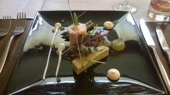 Cassons Restaurant: Selsea crab