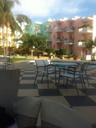 Bellos Hotel Apartments : Lovely pool