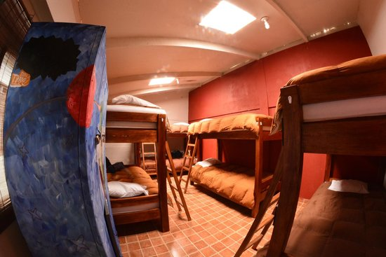 Supertramp Eco Hostel: Habitacion