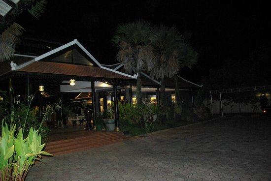 Lucky Angkor Hotel: galerie de l'hôtel