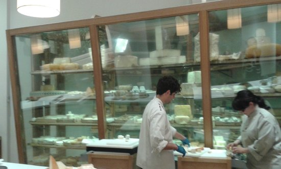 Poncelet Cheese Bar : Cheese Bar