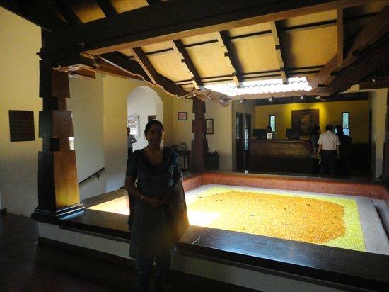 Club Mahindra Madikeri, Coorg : main lobby