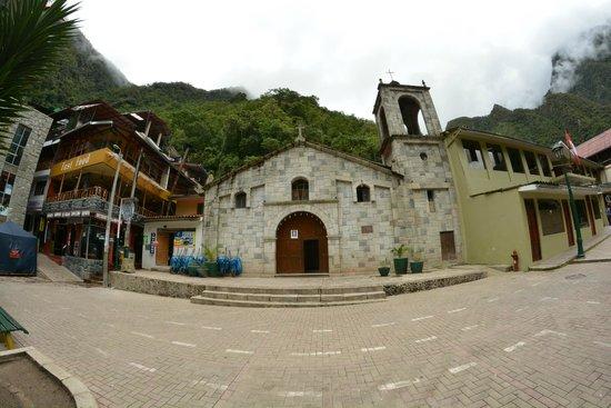 Supertramp Eco Hostel: Plaza