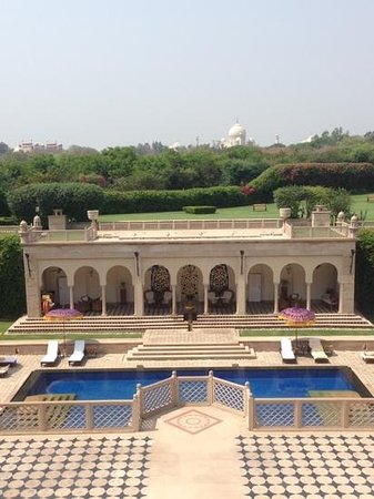 The Oberoi Amarvilas: Wow!