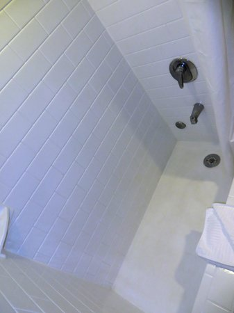Coconut Waikiki Hotel: this is NOT a bathtub, don´t be fooled!!