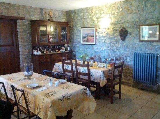 Antica Olivaia: Dining/Sitting room