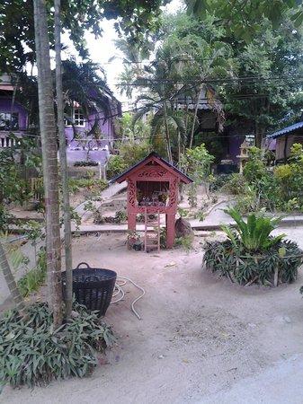 Blue diamond Resort: На территории отеля