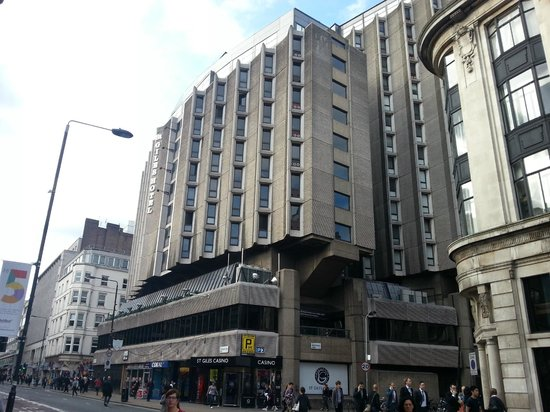 St Giles London - A St Giles Hotel: Exterior 1