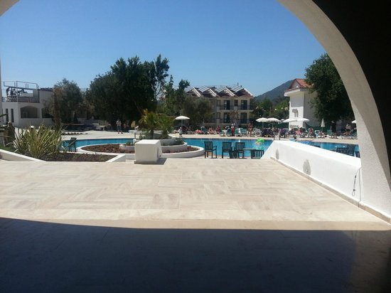 NOA Hotels Oludeniz Resort Hotel: Отель