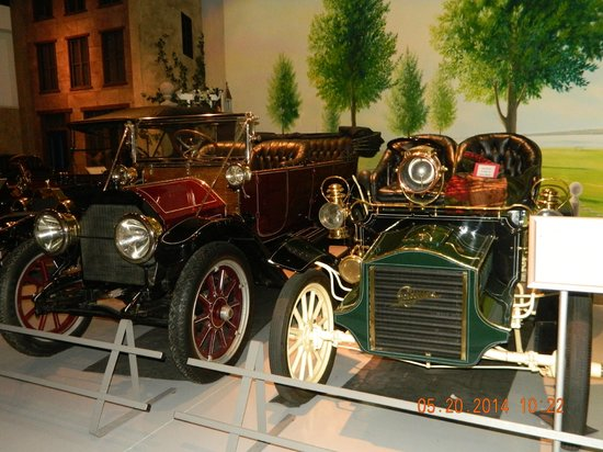 Antique Automobile Club of America Museum: Three of Henry Ford's Cars