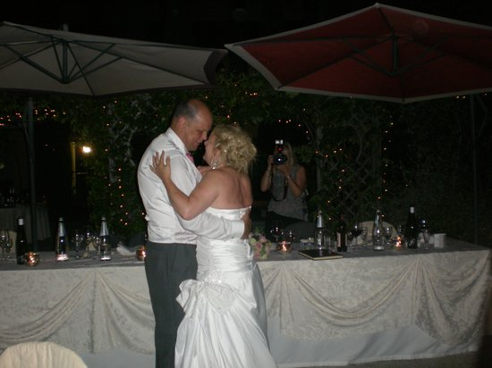 Hotel Relais dell'Orologio: First dance  aah!