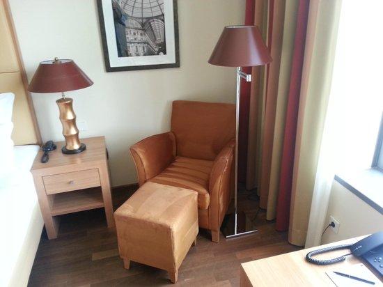 AMERON Hotel Regent: Sitzgelegenheit