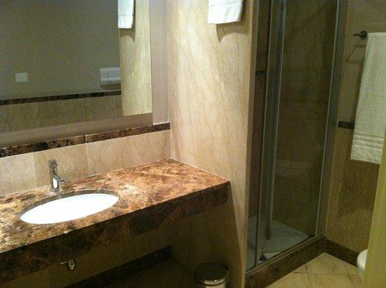 Grand Hotel Villa Itria: Bathroom