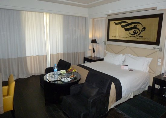 Hotel & Ryads Barriere Le Naoura Marrakech: Superior Room