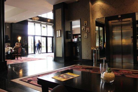 Ashling Hotel : Lobby